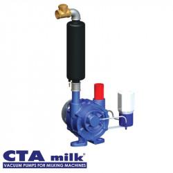Αντλία Κενού - Ρότορας - Κεφαλή Αρμεκτικής CTA Milk GPV 500 Κομπλέ